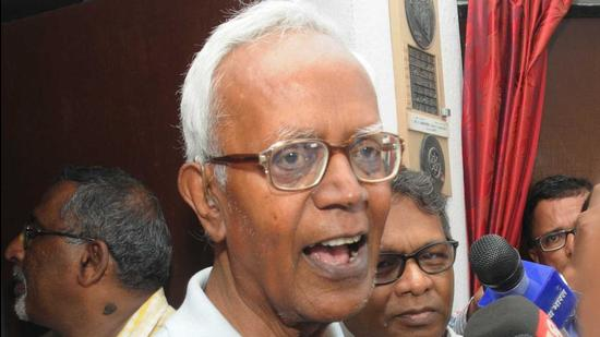 Father Stan Swamy's family to watch his funeral online | Latest News India - Hindustan Times