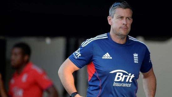 File image of Ashley Giles.(Reuters)