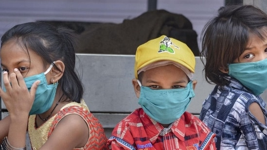 The pandemic and quarantine negatively affected the behaviour or psychological state of a total of 79.4% of children, the study added.(File Photo)