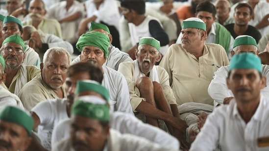 The SKM also said that farm organisations and like-minded groups will hold countrywide protests against rising fuel prices on July 8.(PTI)