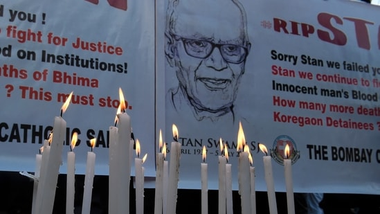 International bodies express concern on Stan Swamy's death | Latest News  India - Hindustan Times
