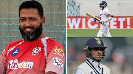 Wasim Jaffer's new tweet on Prithvi Shaw has left the fans in splits(HT Collage)