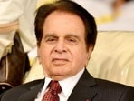 Dilip Kumar's career spanned more than six decades.(HT File Photo)