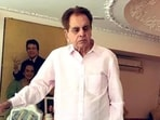 Dilip Kumar died in Mumbai on Wednesday at the age of 98.