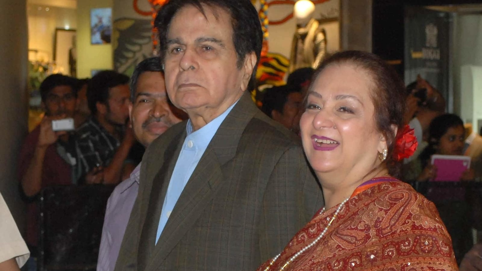 When Dilip Kumar spoke about not having a child to carry forward his legacy: 'We have no regrets'   Bollywood - Hindustan Times