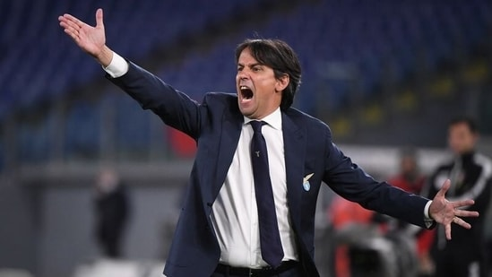 Simone Inzaghi(REUTERS)