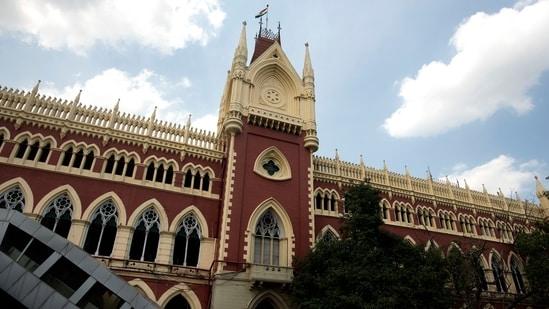 Calcutta high court. (HT file photo)