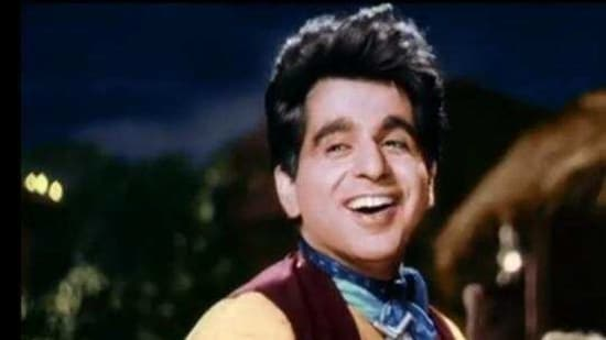 The actor's screen name was Dilip Kumar, while he was born as Mohammed Yusuf Khan.(HT File Photo)