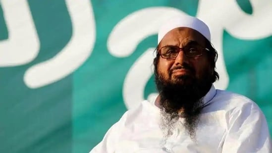 Hafiz Saeed was listed under the UN Security Council Resolution 1267 in December 2008.(Reuters file photo)