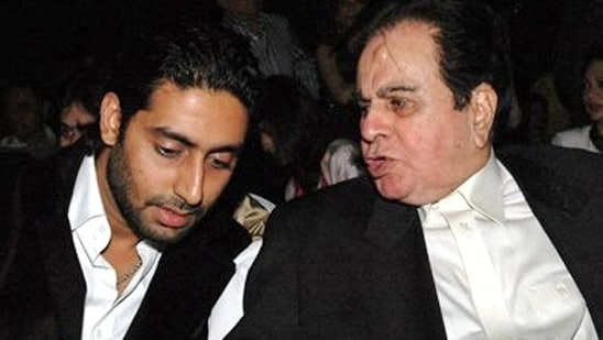 Abhishek Bachchan says he was set to make his Bollywood debut with Dilip Kumar's Aakhri Mughal.
