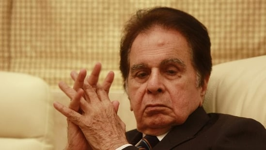Dilip Kumar, India's enduring film legend through the decades, died at a Mumbai hospital on Wednesday after prolonged illness.(Hindustan Times)