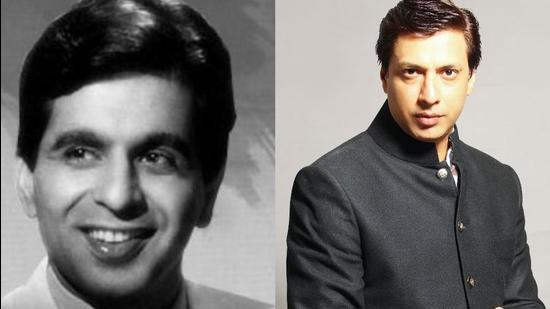Late actor Dilip Kumar, director Madhur Bhandarkar