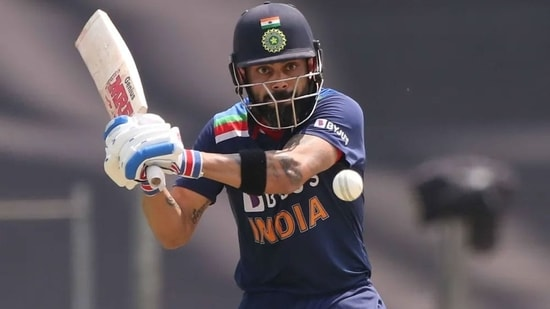 Virat Kohli was the only Indian featuring in both ODI and T20I rankings for batsmen(BCCI)