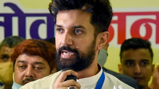 Lok Janshakti Party leader Chirag Paswan said he will approach court if his uncle Pashupati Paras was given a berth in the Union cabinet on LJP quota.