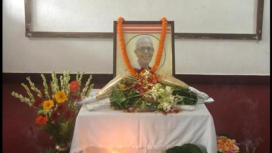 The memorial service was also attended by political leaders from the Jharkhand Mukti Morcha, Congress and the Left parties. Participants pledged to take the work done by Father Stan Swamy for the rights of tribals forward.