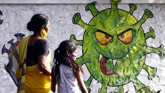 India recorded its first grim milestone in its Covid-19 tally on August 7 of last year. (Rahul Raut/HT PHOTO)