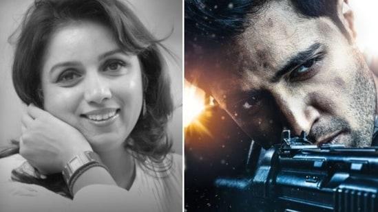Revathi will be seen as Major Sandeep Unnikrishnan's mother.
