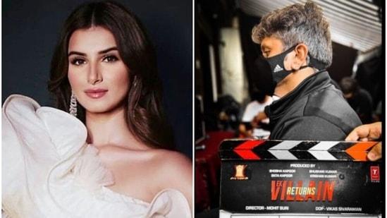 Ek Villain Returns stars Tara Sutaria, John Abraham, Disha Patani and Arjun Kapoor in lead roles.