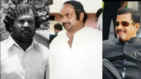 Kotwal Ramachandra, MP Jayaraj and Muthappa Rai, three gangsters who controlled Bengaluru's underworld from 1980 till early 2000s.