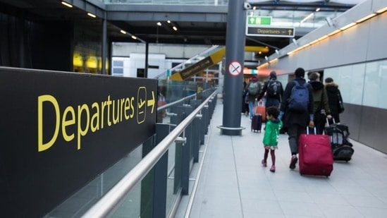 Ministers have been working on remodeling of pandemic rules for foreign trips to give more freedom to fully vaccinated passengers returning to England from destinations on the government's amber list.