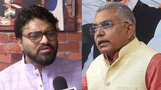 Dilip Ghosh said that of the 12 ministers who resigned, no one else had made such remarks about the party. (File Photo)