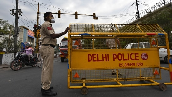 """Delhi Police spokesperson Chinmoy Biswal said a case of sexual harassment under Indian Penal Code's Section 354-A was registered on Wednesday following a complaint received on National Cybercrime Reporting Portal regarding """"Sulli Deals Mobile Application"""".(File Photo)"""