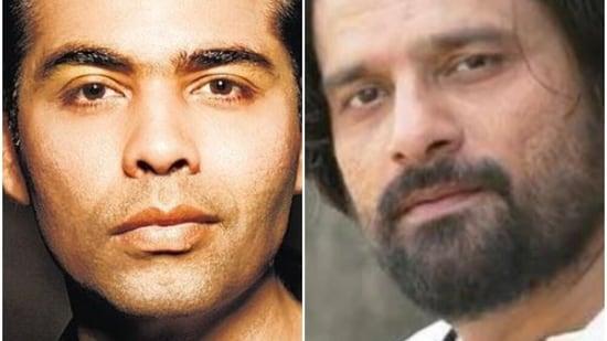 Jaideep Ahlawat has worked with Karan Johar on Raazi and Ajeeb Daastaans.