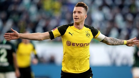 Marco Reus pointed out one major difference between Borussia Dortmund and Bayern Munich. (Getty Images)