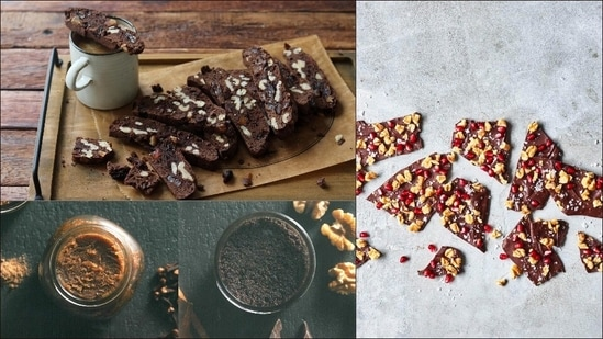 Recipe: Indulge in sweet nutty delights with these 3 tempting chocolate desserts(California Walnuts)