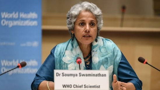 World Health Organization (WHO) chief scientist Soumya Swaminathan (REUTERS / File Photo)