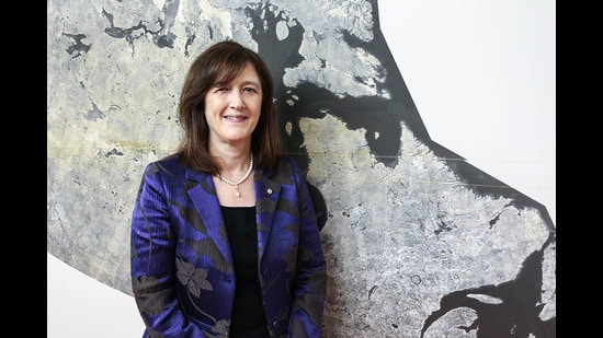 Barbara Sherwood Lollar, geologist and professor at the University of Toronto, says rocky caves in south India could hold water just as old as the water she discovered in Canada's Kidd Creek mine. (Perry King)