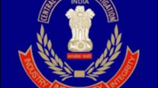 Central Bureau of Investigation officials carried out searches in three districts