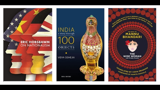Mannu Bhandari's short stories, Eric Hobsbawm on nationalism, and the 100 objects that represent the multiculturalism of modern India -- all that on this week's list of interesting reads. (HT Team)