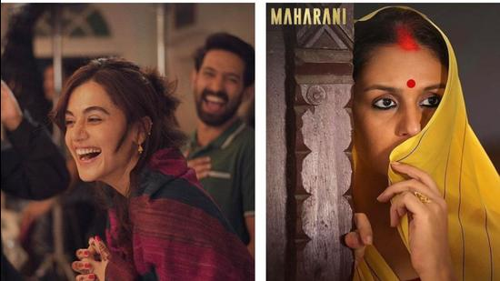 From Haseen Dilruba to Maharani, female-led stories are taking the spotlight in the OTT space.