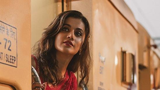 Taapsee Pannu's Haseen Dillruba released on Netflix on Friday.
