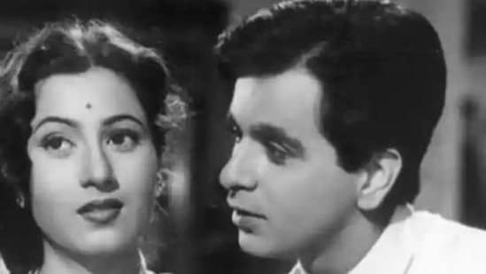 Dilip Kumar and Madhubala worked together in many films.
