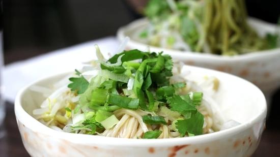 Noodle Soup(Unsplash)