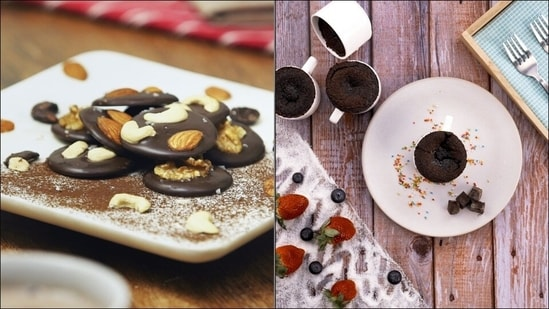 Chocolate Mendiants or Choco Lava: Choose your dessert recipe for Friday(Whirlpool of India)