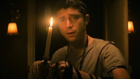 The Vigil movie review: Dave Davis plays Yakov in Keith Thomas' terrific feature debut.