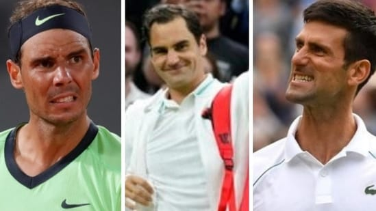 19 Years And Counting The Complete Timeline Of Novak Djokovic Roger Federer And Rafael Nadal S Grand Slam Domination Tennis News Hindustan Times