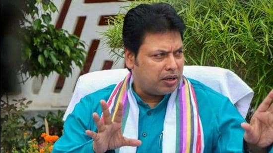 Tripura government has appealed to residents to follow Covid-19 appropriate behaviour to prevent the spread of Delta Plus variant in the state. (PTI)