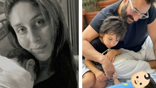 Saif Ali Khan and Kareena Kapoor have decided to name their younger son Jeh.
