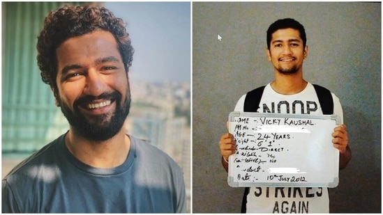 Vicky Kaushal has completed nine years at the movies.