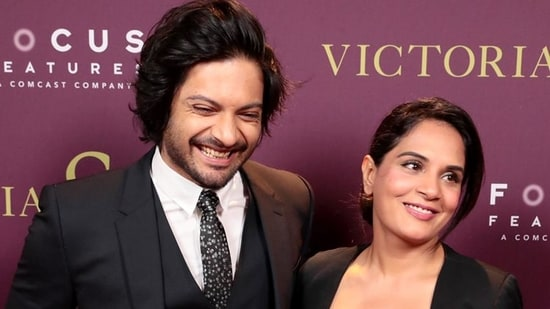 Richa Chadha and Ali Fazal have been in a relationship for several years now.
