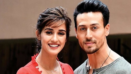 Disha Patani and Tiger Shroff are rumoured to be dating.