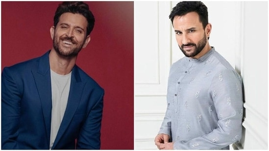Hrithik Roshan and Saif Ali Khan will be seen together in a movie for the first time.