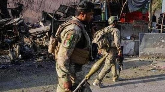 Taliban fighters seized houses in Kandahar's seventh police district on Friday, triggering fierce clashes that continued till Saturday. The Afghan military said about 70 Taliban fighters were killed in fighting in the seventh police district and nearby Dand district. (AFP/File/Representative)