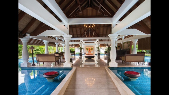 Carnoustie wellness resort in Kerala is a holistic haven, but allows a few trimmings