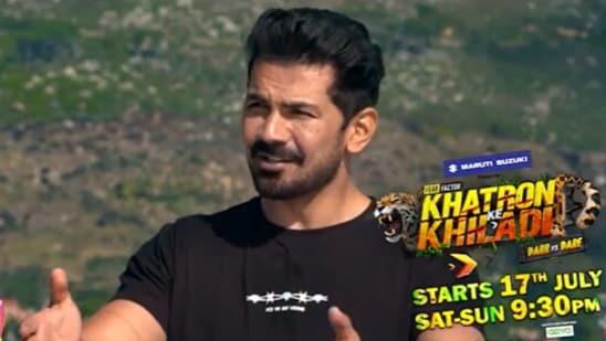 Abhinav Shukla, who will soon be seen in Khatron Ke Khiladi 11, was a contestant on Bigg Boss 14.