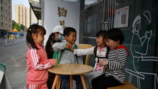 Here's how children learn languages faster than teens or older people(AFP)